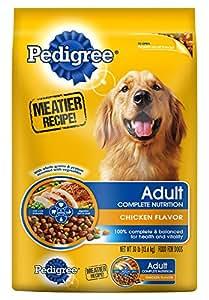 PEDIGREE Adult Chicken Flavor Dog Food 36 Pounds