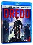 Dredd 3D [Blu-ray 3D + Blu-ray + Digi...