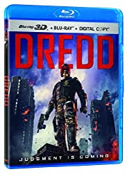 Dredd 3D [Blu-ray 3D + Blu-ray + Digital Copy]