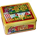 Puremco Mexican Train/Chickenfoot Dual Game Set
