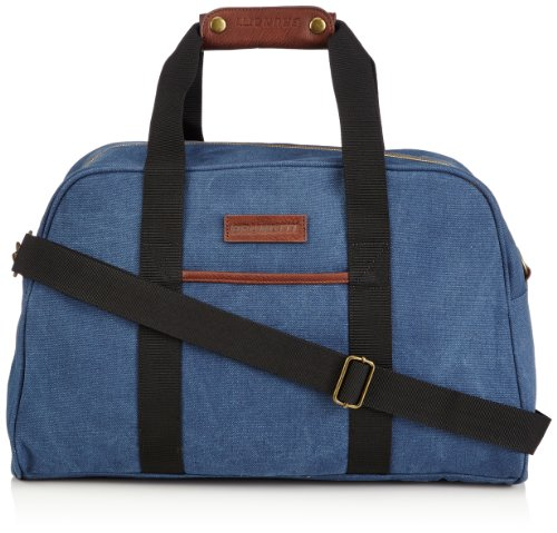 Brunotti Boston Bag Blue, Borsa bowling donna, Blu (Blau (Blue 503)), 47x31x22 cm (B x H x T)
