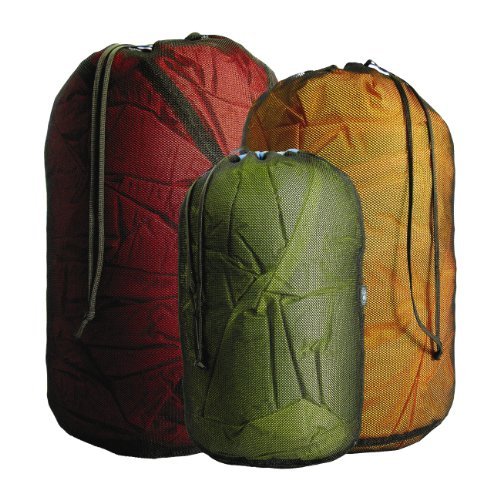 Sea To Summit Mesh Sack - S - 6.5L - Red