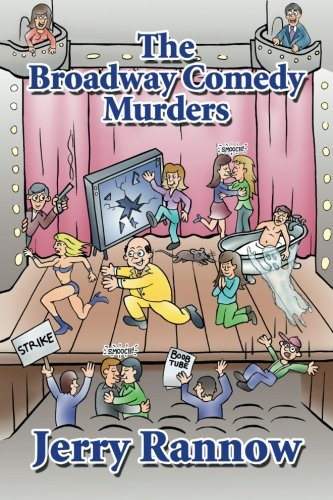 The Broadway Comedy Murders