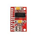 1pcs Mini Digital Power Amplifier Board 3W+3W DC AMP Module 5V USB Power Supply