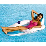 Swimways Spring Float Recliner 13018 - Colors Vary