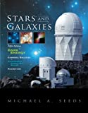 Stars and Galaxies (with AceAstronomy(TM), Virtual Astronomy Labs Printed Access Card) (0495015792) by Seeds, Michael A.