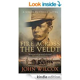 Fire Across the Veldt (Simon Fonthill)