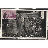 Postal Antigua - Old Postcard : 30 SEVILLA - Cementerio: Mausoleo de Joselito El Gallo