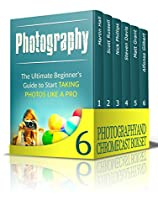Photography And Chromecast Box Set: The Best Photography And Chromecast Guides For Beginners (digital Photography, Gopro Camera, Photography)