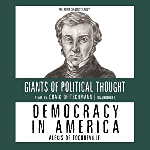 Democracy in America | [Ralph Raico, Wendy McElroy]
