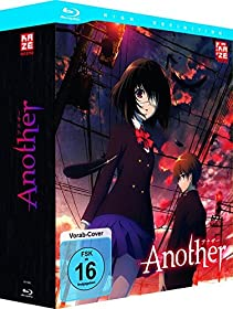 Another - Vol.1 + Sammelschuber [Blu-ray] [Limited Edition]
