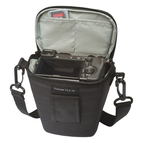 【国内正規品】Lowepro ズームバッグ/ホルスター フォーマット TLZ10 1.1L ブラック 366208