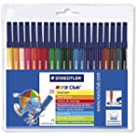 Staedtler Noris Club 326 WP20 Fibre T...