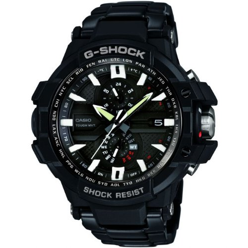 Casio Premium Men's G-Shock Gravity Defier Watch - GW-A1000D-1AER