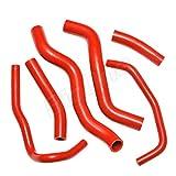 ラジエーターホース シリコンホース 赤 CB1300SF CB1300SB SC54 高性能 4層 シリコンラジエターホース シリコンホース ラジエターホース