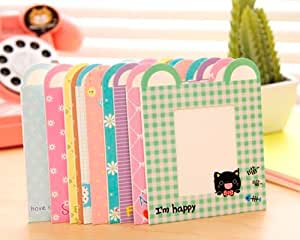 Buy shopready 0190 101 10 pieces paper photo frame picture for Ready set decor reviews
