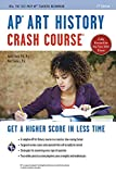 img - for AP  Art History Crash Course Book + Online (Advanced Placement (AP) Crash Course) book / textbook / text book