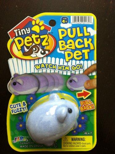 Pull Back Pet