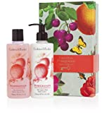 Crabtree & Evelyn Pomegranate/ Argan and Grapeseed Bath and Body Duo