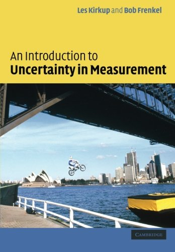 An Introduction to Uncertainty in Measurement Paperback: Using the GUM (Guide to the Expression of Uncertainty in Measurement)