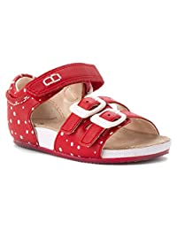 Clarks Girl's Bundle Joy Fst Strappy Fashion Sandals