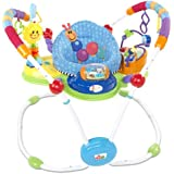 Baby Einstein Musical Motion Activity Jumper, Blue (Discontinued by Manufacturer)