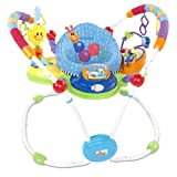 Baby Einstein Musical Motion Activity Jumper, Blue