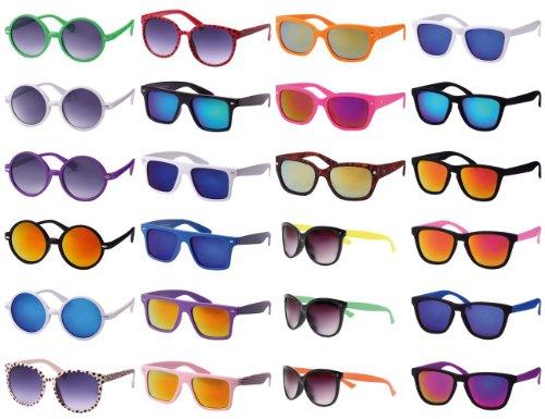 9173b4144055e Lunettes de soleil différents modéles colori couleurs blues brothers  Madonna accessoire pas cher Ultra légères UV 400 belle paire de lunettes  souple homme ...