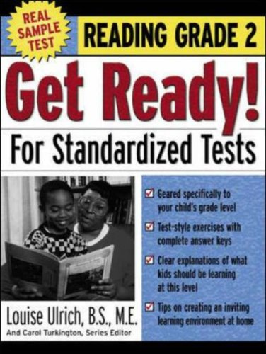 Get Ready! For Standardized Tests : Reading Grade 2 front-21696