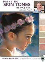Painting Skin Tones in Pastel