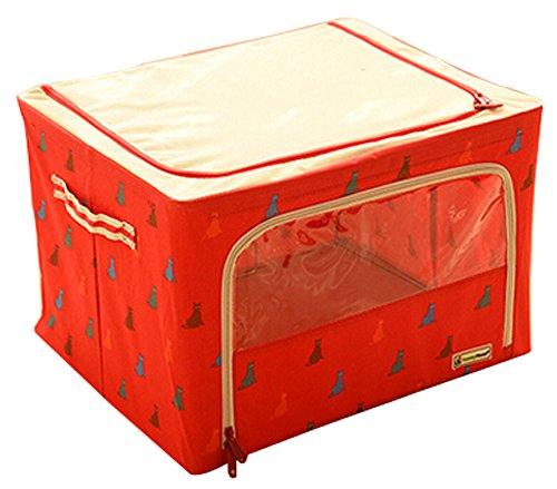 Spinning boîte de rangement boîte à gants Box In Box-princess Dortoir Pink Box