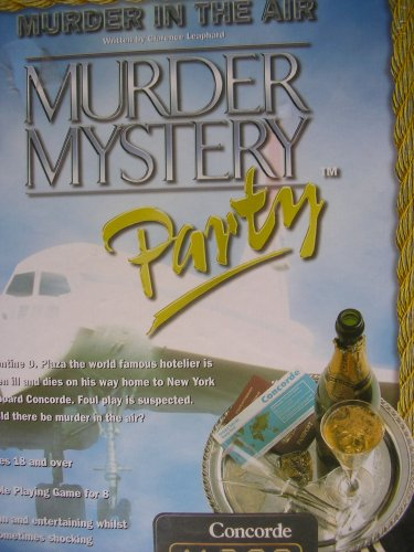 Murder Mystery Games by BV Leisure