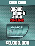 Grand Theft Auto V: Megalodon Shark Cash Card - PS3 [Digital Code]