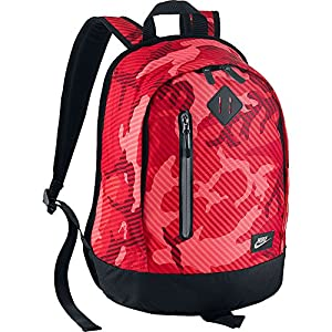 Amazon.com : Nike Young Athletes Cheyenne Backpack DARING