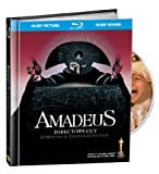 Cover art for  Amadeus (Blu-ray Packaging)