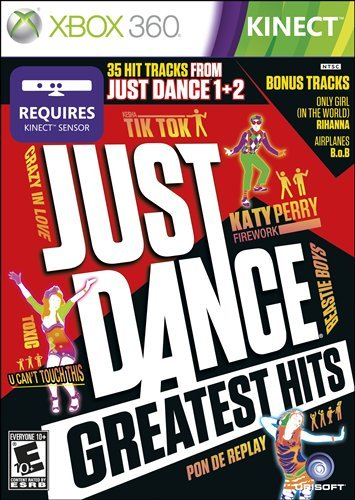 Image of Just Dance Greatest Hits