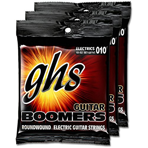 3-sets-of-ghs-boomer-tnt-10-52-electric-guitar-strings-gbtnt