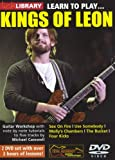 Lick Library: Learn To Play Kings of Leon [DVD]