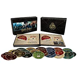 Harry Potter Hogwarts Collection (Blu-ray + DVD + UltraViolet)