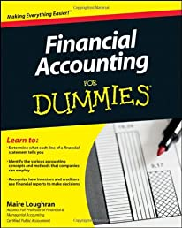 Financial Accounting For Dummies (For Dummies (Lifestyles Paperback))