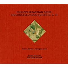 Suite VI in D major, BWV 1010-1012: 2. Allemande