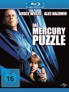 Das Mercury Puzzle [Blu-ray]