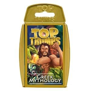 Top Trumps - Greek Mythology