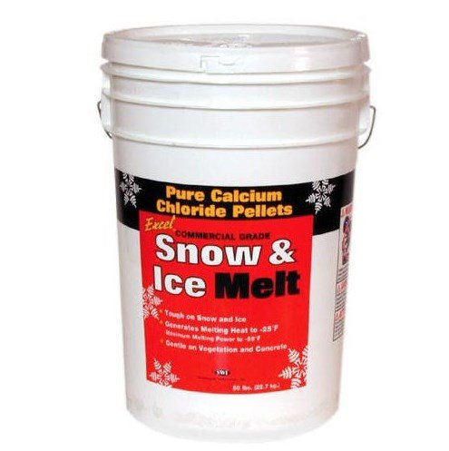 Excel Snow & Ice Melt - 50 Lb. Bucket