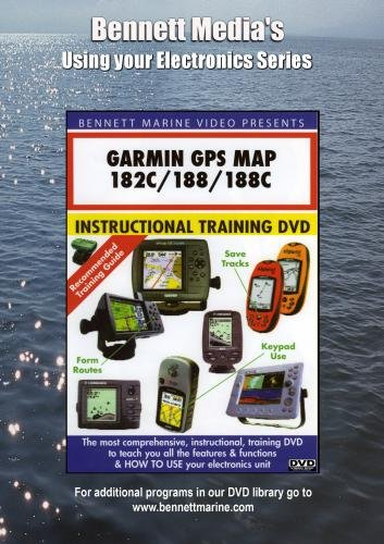 Garmin gps map: 182c &; 188-188c sounder