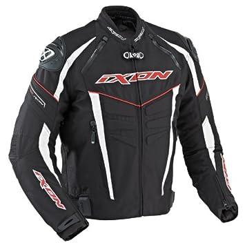 Ixon - Titanium Vx Blouson Textile Homme Noir - Taille : M