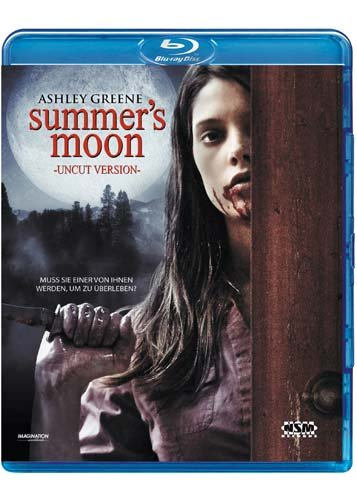 Summer's Moon (Uncut) [Blu-ray] in der um 2 Minuten längeren Version
