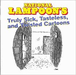 und Verdreht Cartoons