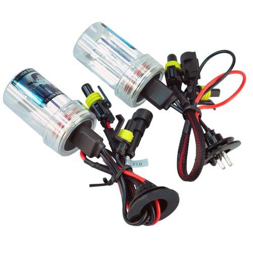New H11-8000K HID Xenon Car Auto Headlight Lamp Bulbs 35W 12V Low-Xenon Beam Lights Light Replacement