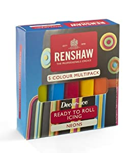 Renshaw Neon Colour Multipack 500 g